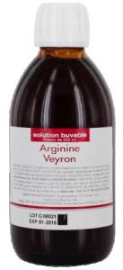 Arginine veyron, solution buvable en flacon