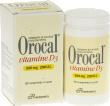 Orocal vitamine d3 500 mg/200 u.i., comprimé à sucer