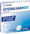 Efferalgan 500 mg, comprimé effervescent sécable
