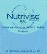 Nutrivisc 5% (20 mg/0,4 ml), collyre en solution en récipient unidose