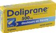 Doliprane 500 mg, gélule