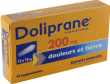 Doliprane 200 mg, suppositoire