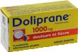 Doliprane 1000 mg, comprimé effervescent sécable