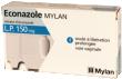 Econazole mylan l.p. 150 mg, ovule à libération prolongée