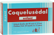 Coquelusedal enfants, suppositoire