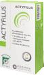 Actyfilus Complément alimentaire à base de 5 souches de ferments lactiques et d'inuline de chicorée.