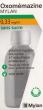 Oxomemazine mylan 0,33 mg/ml sans sucre, solution buvable édulcorée à l'acésulfame potassique
