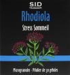 Rhodiola stress sommeil